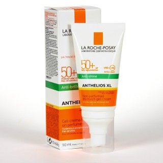 ANTHELIOS XL SPF 50+ GEL CREMA TACTO SECO 50 ml