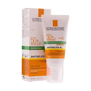 ANTHELIOS XL SPF50+ GEL-CREMA  TOQUE SECO COLOR 50 ml