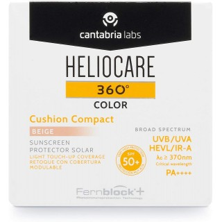 HELIOCARE 360 CUSHION COMPACT 50+  BEIGE 15GR
